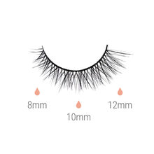 Load image into Gallery viewer, SWEET JUNGLE | Vegan Magnetic Eyelashes
