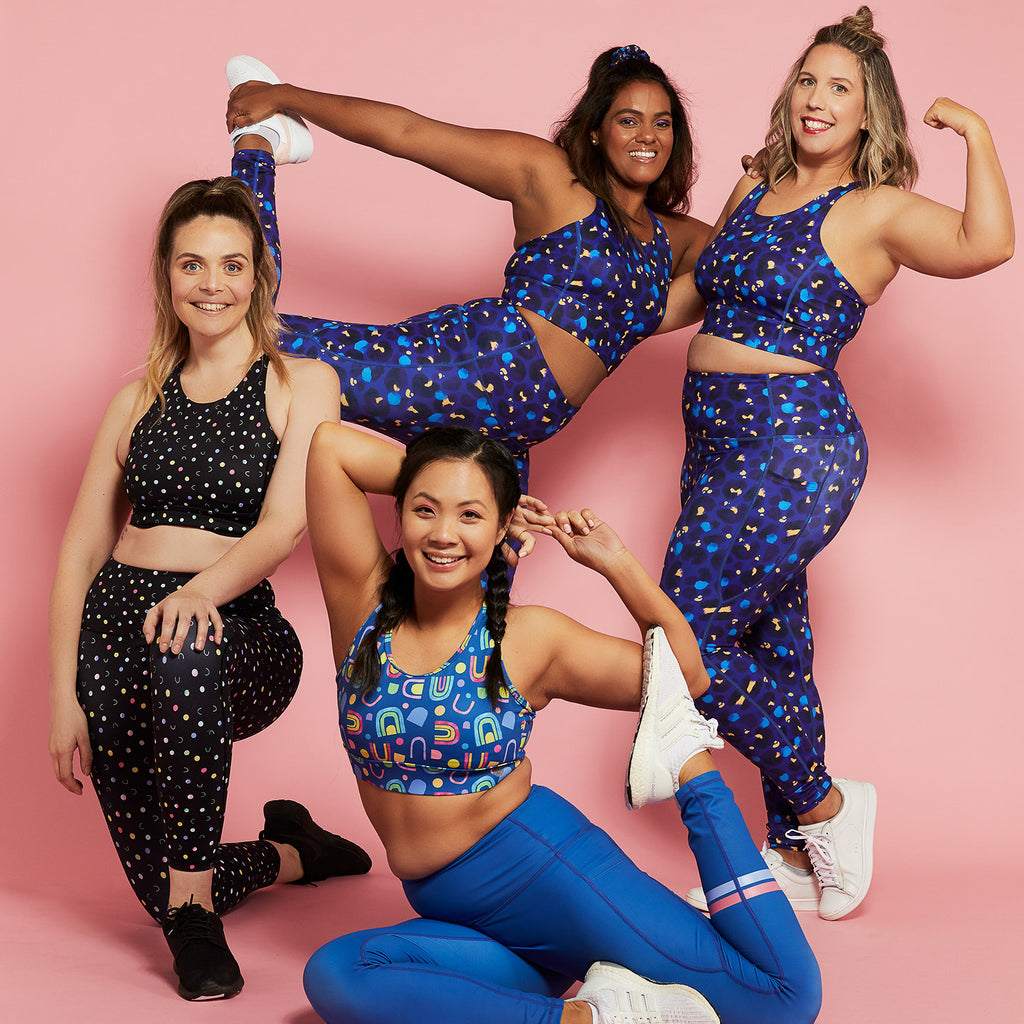 MAMA movement australia best active wear sustainable colourful