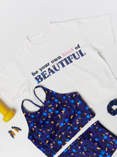 Load image into Gallery viewer, Be Your Own Kind of Beautiful Positivi-tees - Mama Movement organic cotton women tshirt