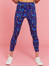 Load image into Gallery viewer, Midnight Leopard Everyday Legging - Mama Movement