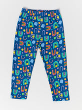 Load image into Gallery viewer, Rainbow Warrior - Organic Cotton Kids Leggings - Mama Movement