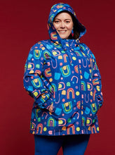 Load image into Gallery viewer, Rainbow Warrior Spray Jackets - Adults - Mama Movement