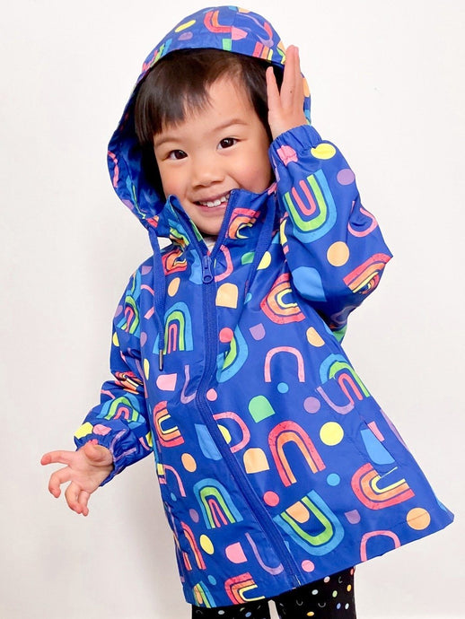 Rainbow Warrior Spray Jackets - Kids (PREORDER) - Mama Movement