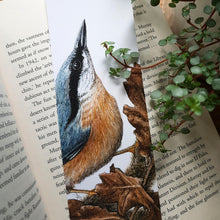Load image into Gallery viewer, Wildlife art bookmarks (set one)