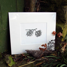 Load image into Gallery viewer, 'Horse Chestnut' Giclée print