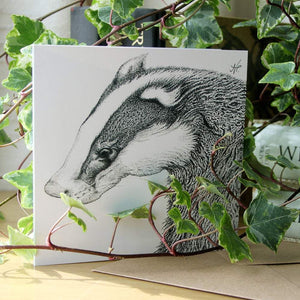 'Badger' card