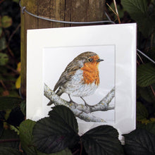 Load image into Gallery viewer, 'Robin' Giclée print