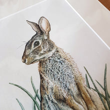 Load image into Gallery viewer, 'Rabbit' Giclée print