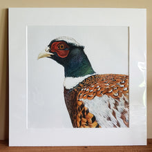 Load image into Gallery viewer, 'Young Pheasant' Giclée print
