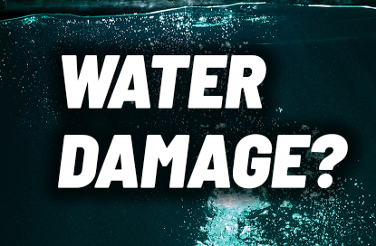 We repair water damaged devices!