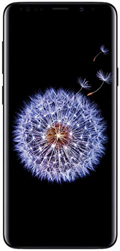 Samsung Galaxy S9+, 64GB, Midnight Black - For AT&T / T-Mobile (Renewed)