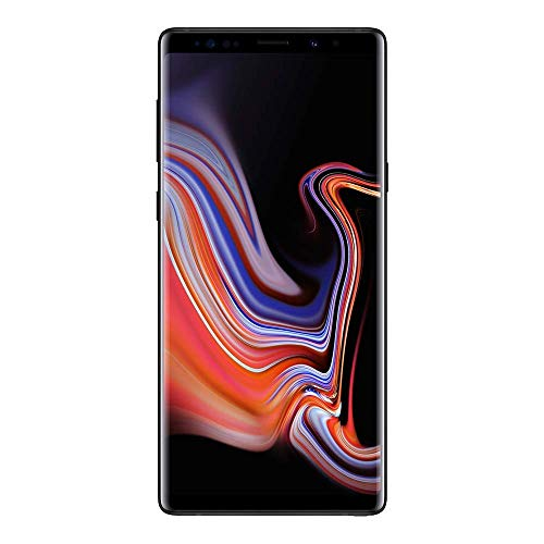 Samsung Galaxy Note 9, 128GB, Ocean Blue - Fully Unlocked (Renewed)