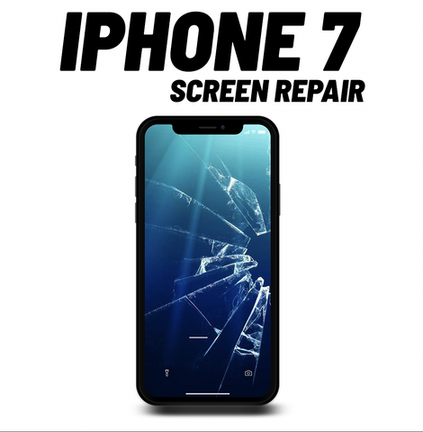 iPhone 7 Cracked Screen Repair