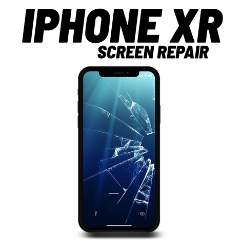 iPhone XR Cracked Screen repair