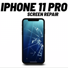 iPhone 11 Pro Cracked Screen Repair