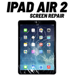 iPad Air 2 Cracked Screen Repair
