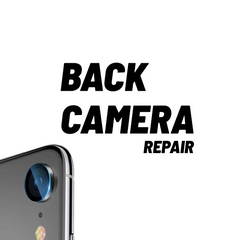 iPhone 5S Back Camera Repair