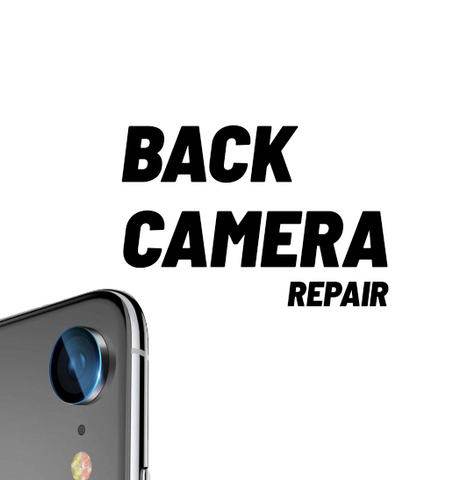 iPhone XS Max Back Camera Repair