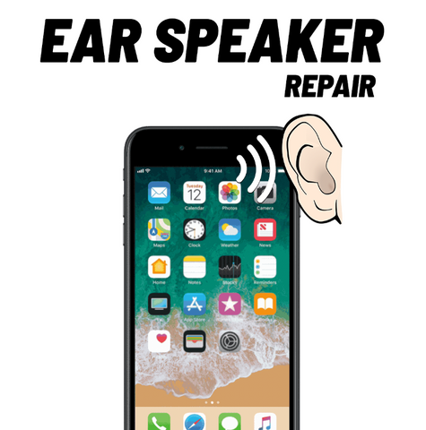 iPhone 7 Ear Speaker Repair