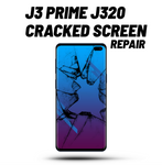 Galaxy J3 Prime Cracked Screen Repair J320