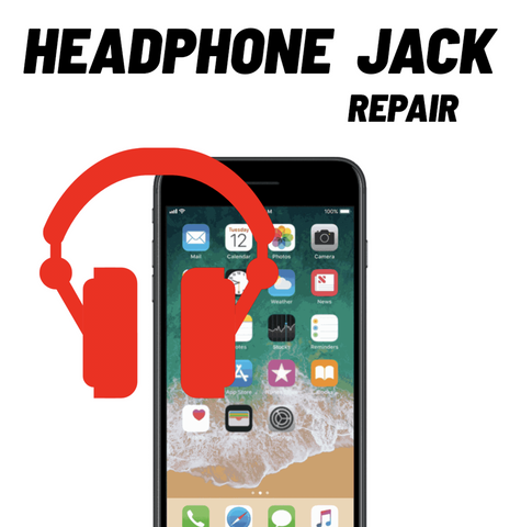 iPhone 8+ Headphone Jack Repair
