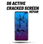 Galaxy S6 Active Cracked Screen Repair