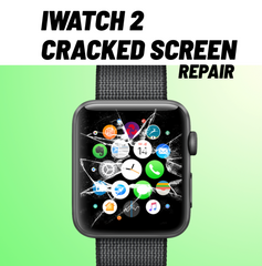 iWatch 2 cracked Screen Repair