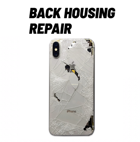 iPhone XR Back Housing Repair