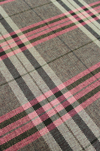 Plum Check Lomond