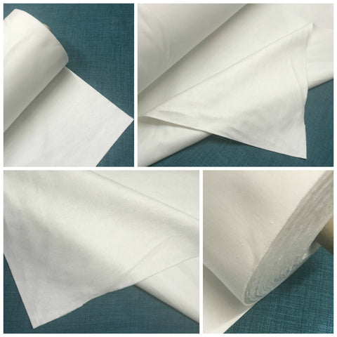Sateen Fleece Curtain Lining 137cm