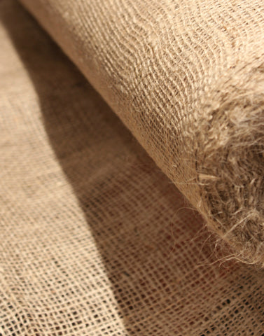 10M NATURAL HESSIAN FABRIC 54""