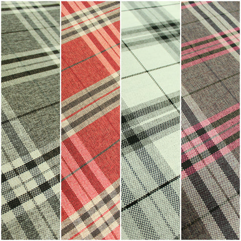 Lomond Check Fabric