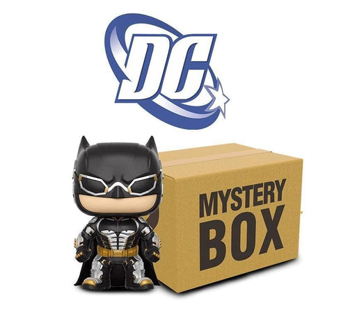 DC Mystery POP Figure - Pop Figures