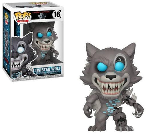 FIVE NIGHTS AT FREDDY'S TWISTED WOLF POP! VINYL FIGURE - Pop Figures