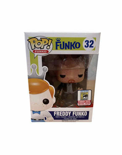 Freddy Funko As Daryl Dixon #32 (Bloody) Funko Pop! The Walking Dead. SDCC 2015 Exclusive LE500 Pcs. Condition 8/10 - Pop Figures