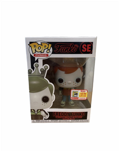 Freddy Funko as Upside Down Will Funko Pop! Stranger Things. SDCC 2018 Fundays Exclusive LE450 Pcs. - Pop Figures