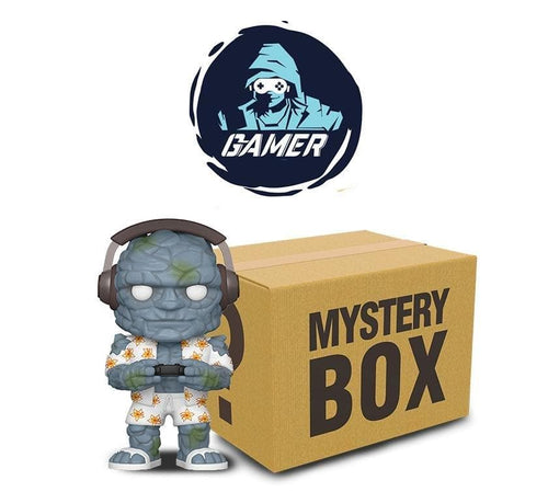Gamer Mystery POP Figure - Pop Figures