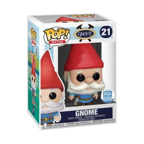 GNOME - MYTHS - Pop Figures
