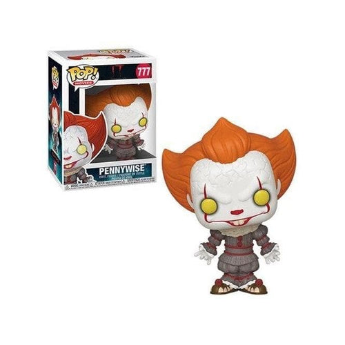 IT - Pennywise (W/ Open Arms) - Pop Figures