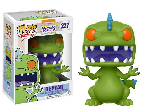 Rugrats Green Reptar Pop! Figure - Pop Figures