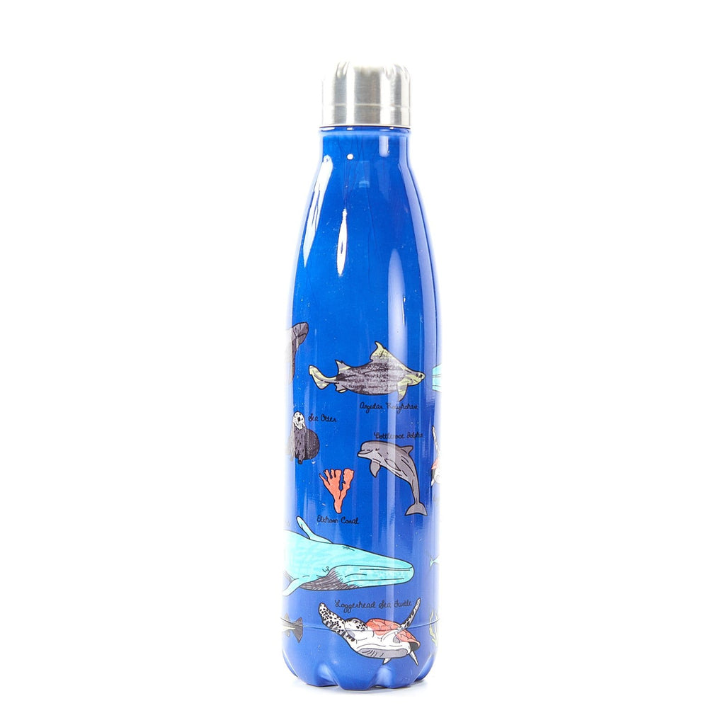 Eco Chic Eco Chic Bouteilles thermiques créatures marines