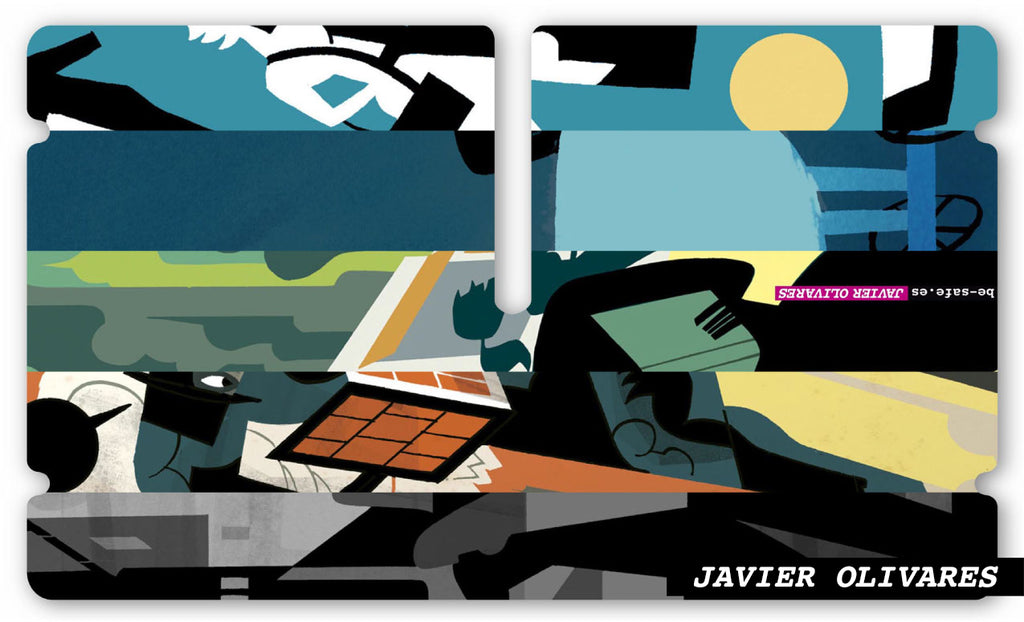 Collection # 34 solidarity Art x Javier Olivares