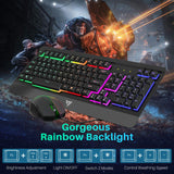 Gaming Keyboard Mouse