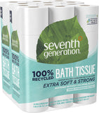 Seventh Generation White Toilet Paper