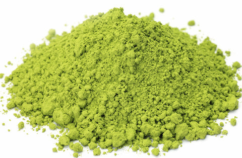 ll Matcha, il te verde giapponese