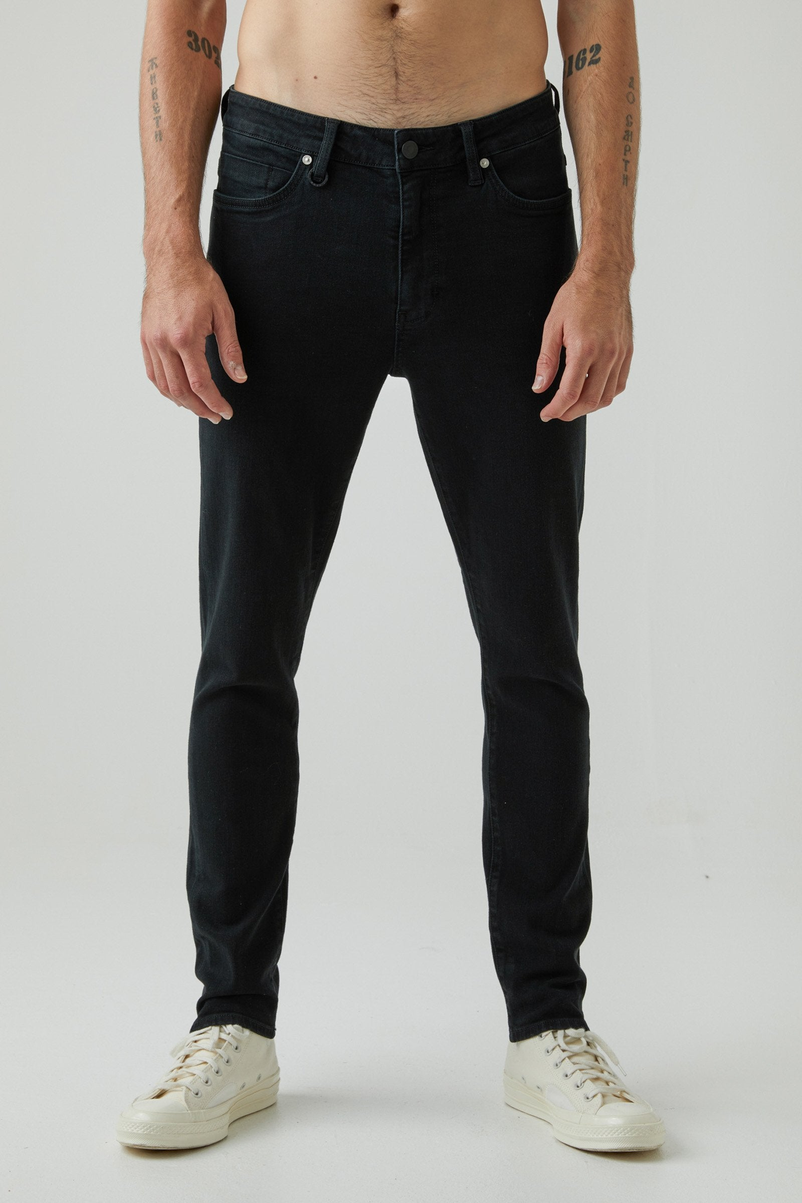 Rebel Skinny Eternal Black
