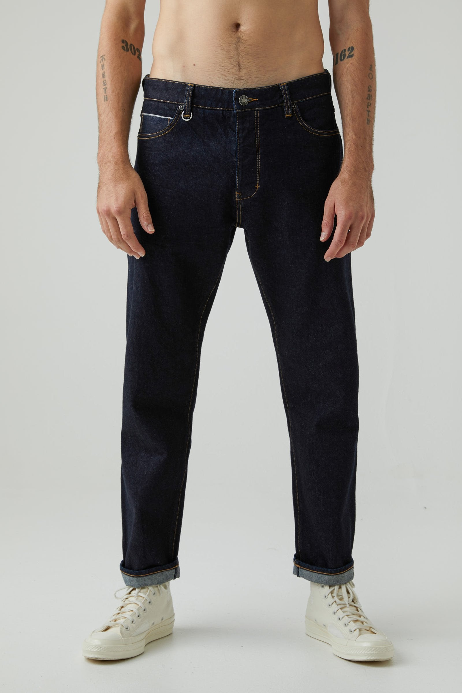 Ray Straight - Italian Selvedge