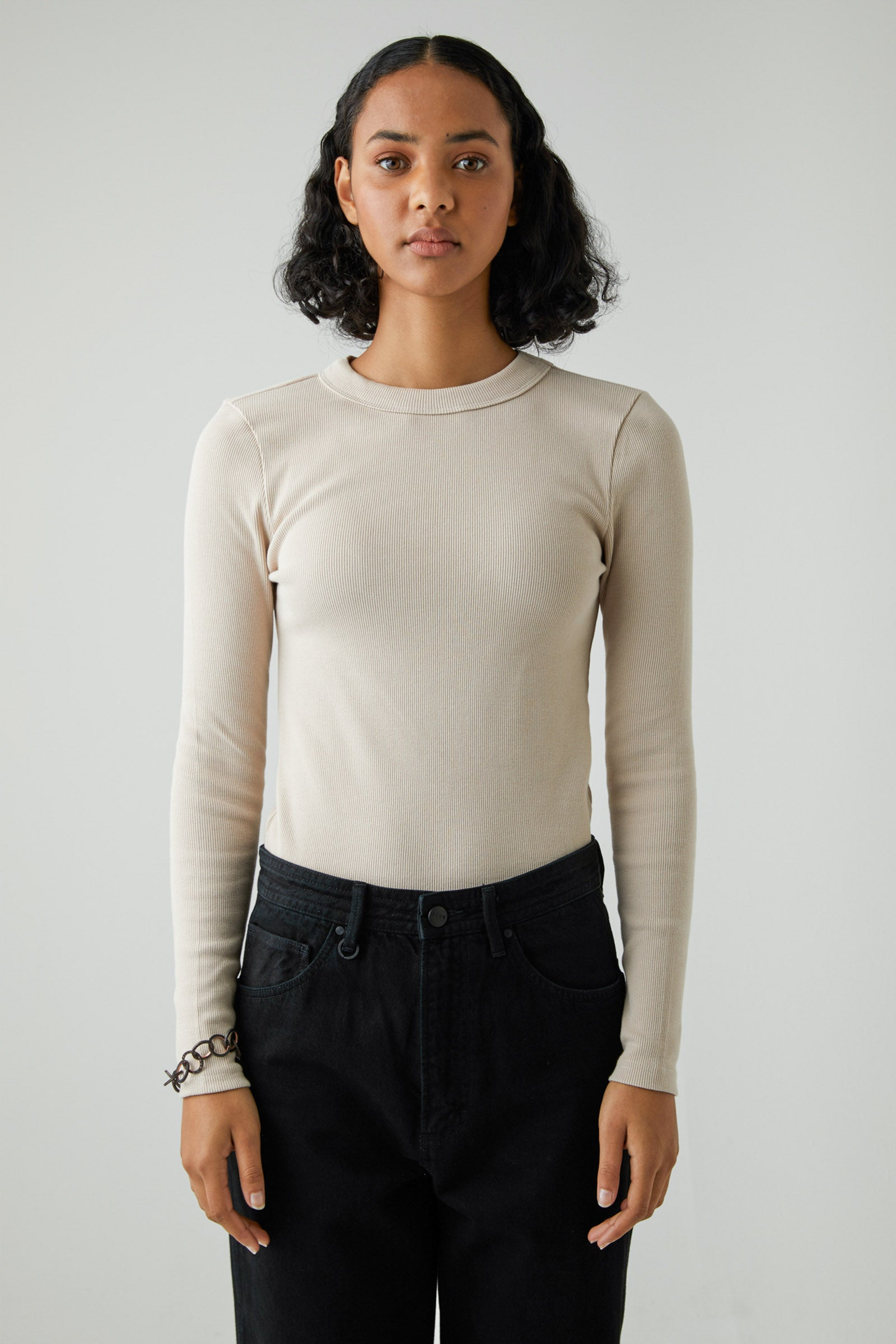 Jonesy Long Sleeve - Blush