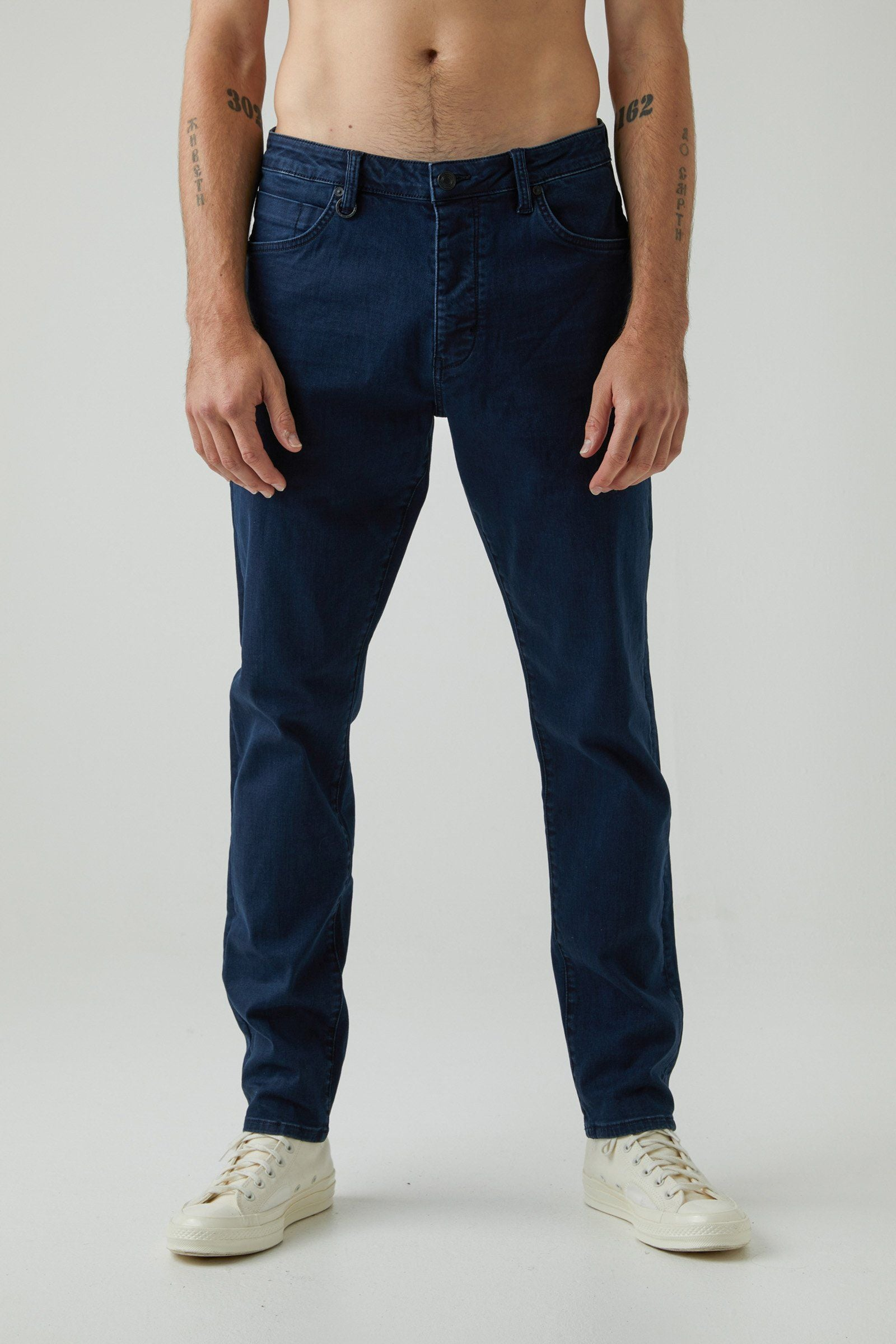 Ray Tapered Nordic Blue