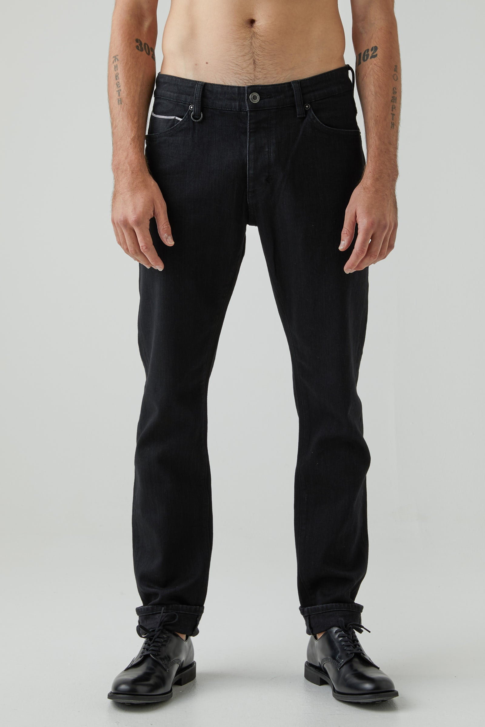 Lou Slim - Black Selvedge